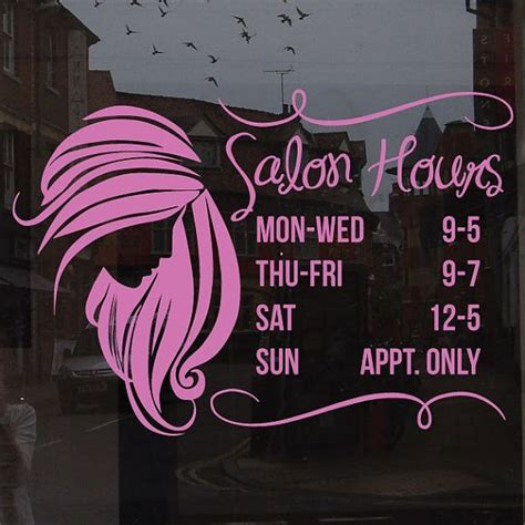 10 Signs Its A Beautician by 10 Best Salon Opening Hours Signs Images On