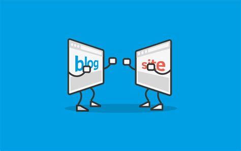 blog blogs  static websites defined
