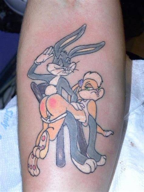 looney tunes tattoos hubpages