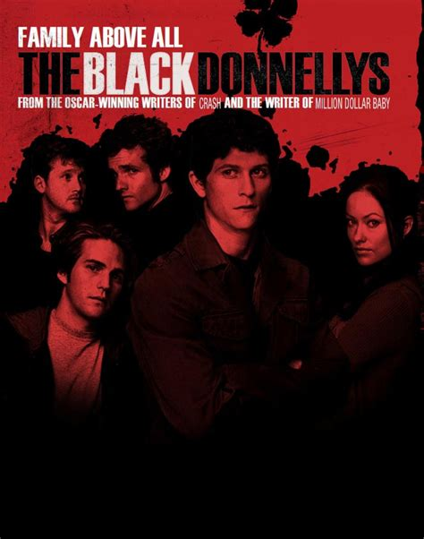 The Black by Black Donnellys Poster The Black Donnellys Photo