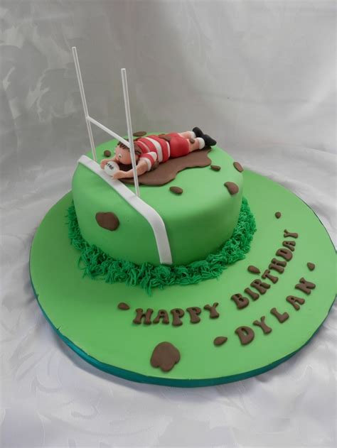 themed birthday cakes alberton rugby themed birthday cake from truly tasty cupcakes