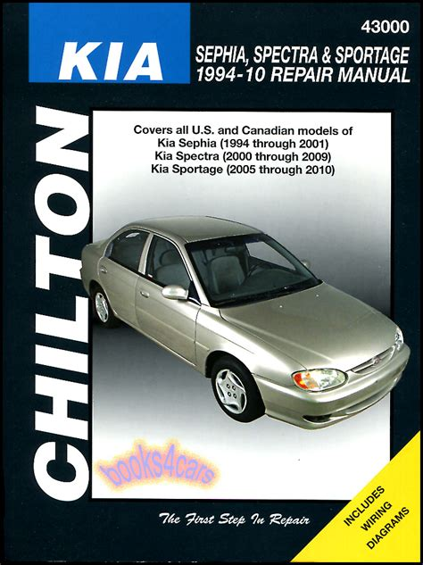 download car manuals pdf free 1994 kia sephia head up display service manual 2001 kia spectra owners manual pdf