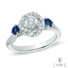 Bue Sapphire 17 25ct 17 best ideas about swirl engagement rings on