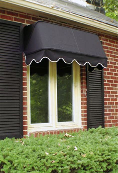 Cloth Window Awnings Casement Window Awnings Sunbrella Fabric Casement Style