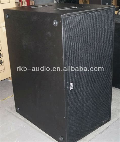 Speaker Jbl 18 Inchi ph 218 outdoor 18 inch subwoofer speaker box view 18 subwoofer speaker box rkb product
