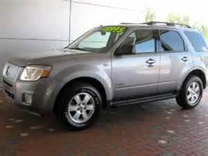 2008 mercury mariner problems online manuals and repair