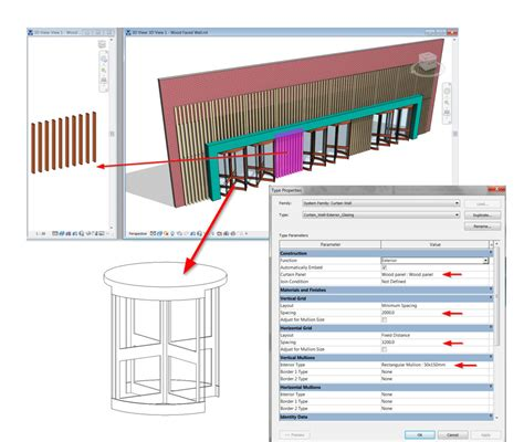 revit curtain wall tutorial curtain wall revit tutorial curtain menzilperde net