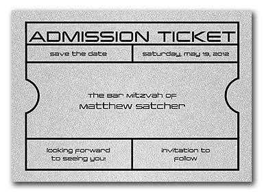 Credit Ticket Template Wedding Themed Wedding
