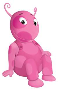 Backyardigans What Is Uniqua Characters The Backyardigans Png