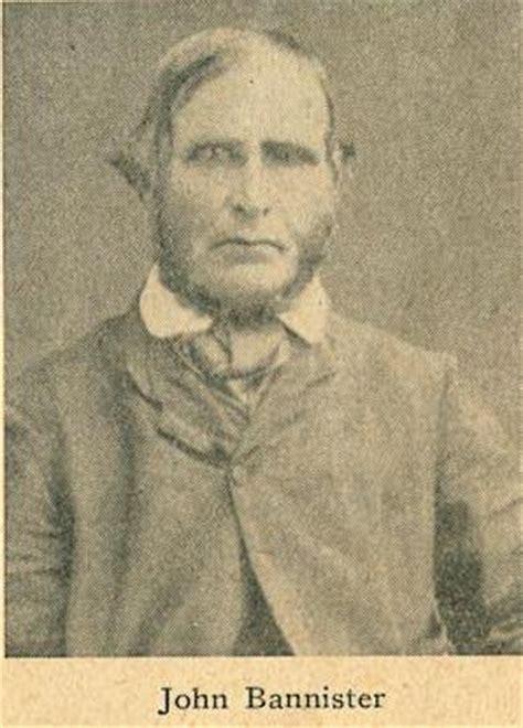 john banister john bannister sr 1813 1892 wikitree free family tree