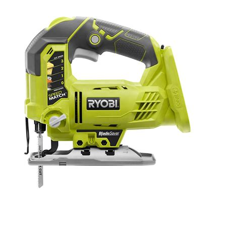 ryobi 18 volt one orbital jig saw tool only p5231 the