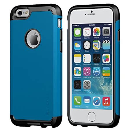 Apple Iphone 6 47 Dual Tough Armor Xphase Army Limited luvvitt ultra armor shock absorbing best heavy duty dual layer tough cover for apple