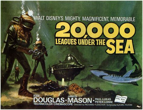 0007351046 leagues under the sea 20 000 leagues under the sea 1954 b movie bffs