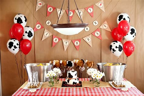 cowboy themed decorations fabulous features by anders ruff custom designs featured