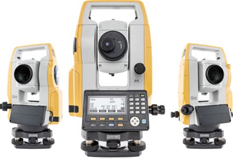 total station es series – 4s store surveying & testing
