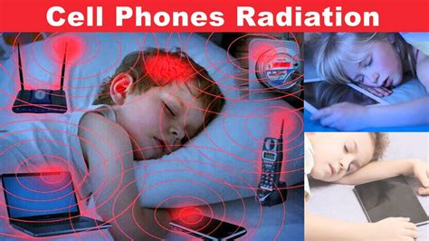 mobile phone radiations cell phones transmit radiation that impact your health
