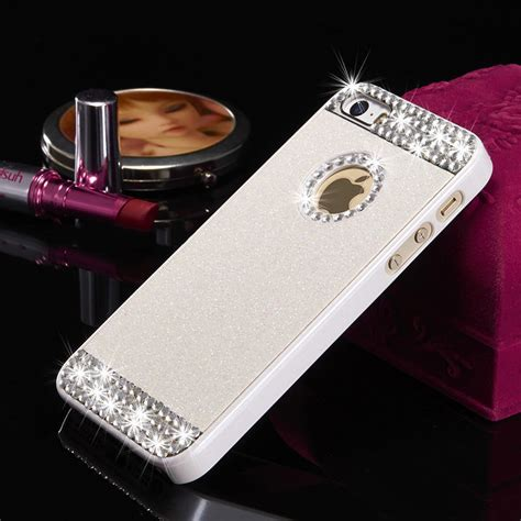 Luxury 3d Phone For Iphone 7plus luxury 3d rhinestone glitter phone cover for iphone phones ebay