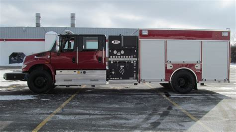 rescue nc new e one pumper for harkers island rescue nc
