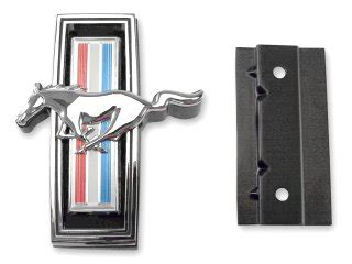 Classic Ford Mustang Grille Emblems Parts For 1965 1966 1967 1968 1969 1970 1971 1972 1973 Classic Ford Mustang Emblems Category Index 1965 1973 Vintage Mustangs