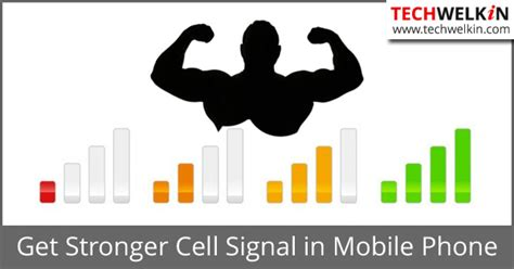 boost mobile phone signal increase dbm tower strength
