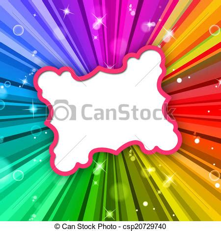 what color represents royalty drawing of rays color represents frame colour and radiate