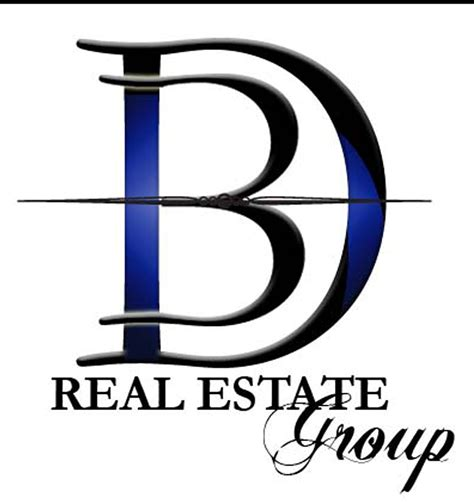 b d bd real estate group logo