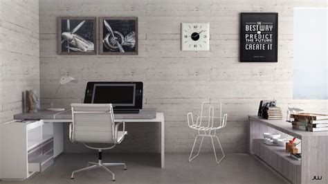 which of these is a home office refresh your workspace with ideas from these inspiring offices