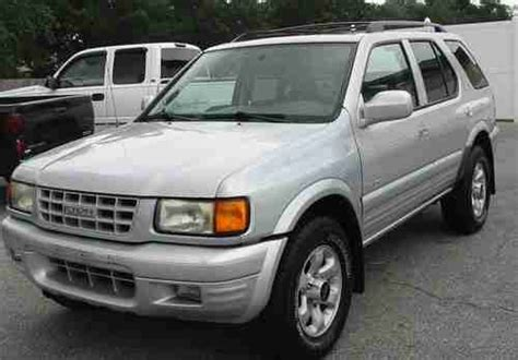 1998 isuzu rodeo ls sport utility 4d pictures and videos find used 1998 isuzu rodeo ls sport utility 4 door 3 2l in glen burnie maryland united states