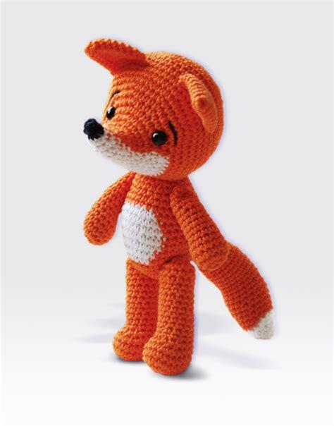 amigurumi fox the fox amigurumi pattern pepika amigurumis