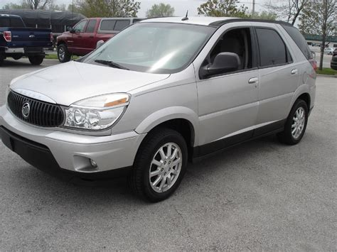Buick Rendezvous 2006 by Buick Rendezvous 2006 Interior Image 79