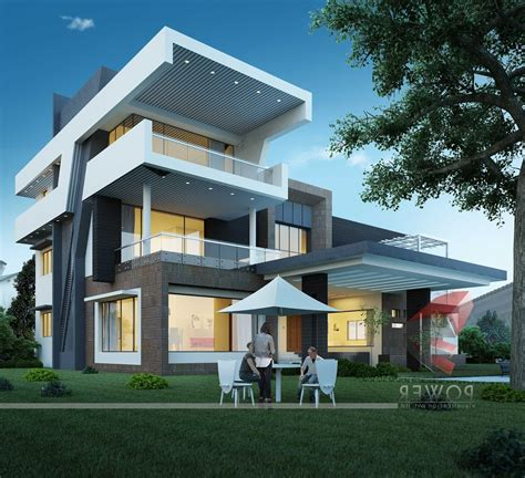 ultra modern house plans designs modern house