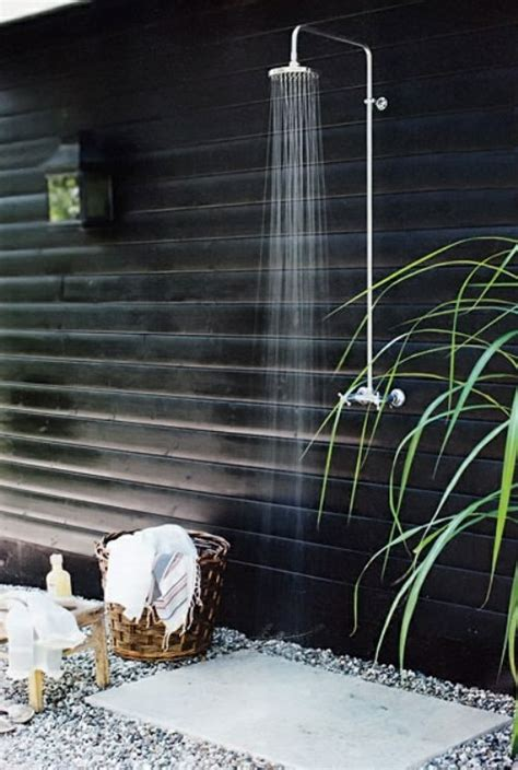 Aussendusche Garten by Au 223 Endusche Gartengestaltung Mit Dusche Im Au 223 Enbereich
