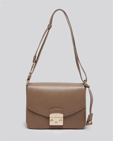 Furla Bracelet Small 1 lyst furla shoulder bag metropolis small in brown