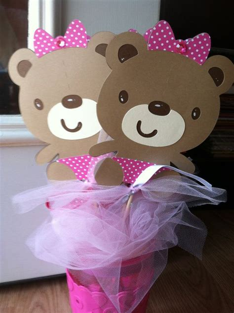 Teddy Baby Shower Centerpieces by Best 25 Teddy Centerpieces Ideas On