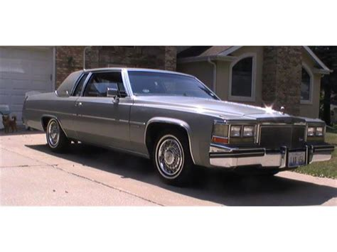 1983 Cadillac Coupe Parts by 1982 To 1984 Cadillac Coupe For Sale On