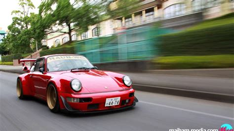 rwb porsche background rwb porsche 964 turbo image 14