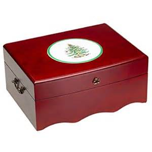 Kitchen Storage by Amazon Com Spode Christmas Tree Storage Chest Flatware