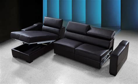 Trend Sectionals With Sofa Beds 78 With Additional Leather Leather Sectional Sofas Toronto
