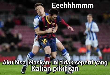 berita lucu indonesia  meme sepak bola  drama