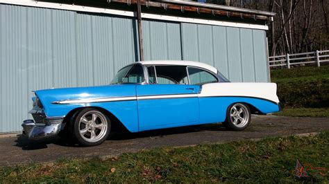 chevrolet bel air 56 56 chevy bel air hardtop 2 drs