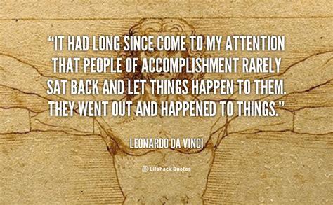 biography leonardo da vinci dalam bahasa inggris daily quote people of accomplishment rarely sat back and