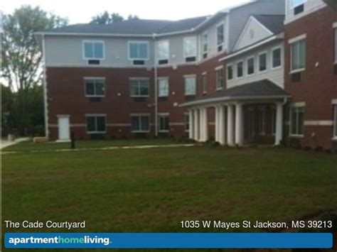 The Cade Courtyard Apartments Jackson Ms Apartments For