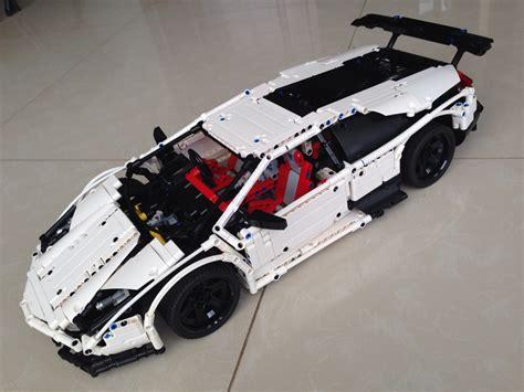 lego technic car lamborghini murcielago sv lego technic vehicles