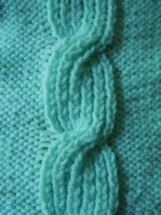 how to knit a cable stitch closed bud cable knitting stitch how to knit