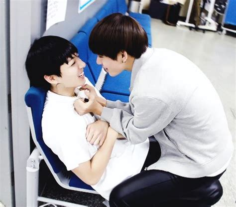bts kiss there is an intense love triangle in bts jhope likes