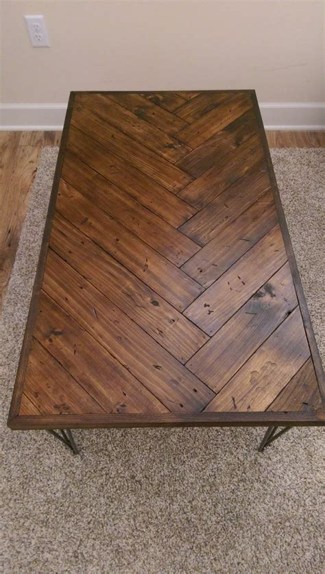 pattern making table 10 creative diy coffee tables for your home craft coral