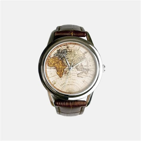 vintage world brown leather chpo watches superbalist