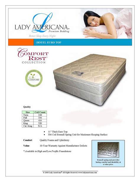 Americana Mattress Prices by Americana Mattress Americana Mattress Excelsior Uk 180 X 200 Mattress Only