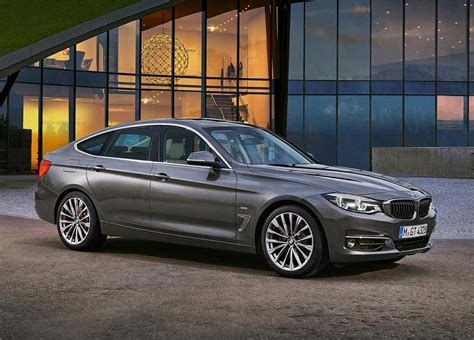 Bmw 3 Series 2019 Grey by 2018 2019 Bmw 3 Gt Updated After The Whole Family Cars
