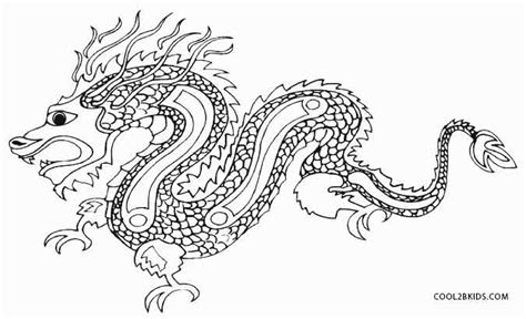 coloring page chinese dragon printable dragon coloring pages for kids cool2bkids